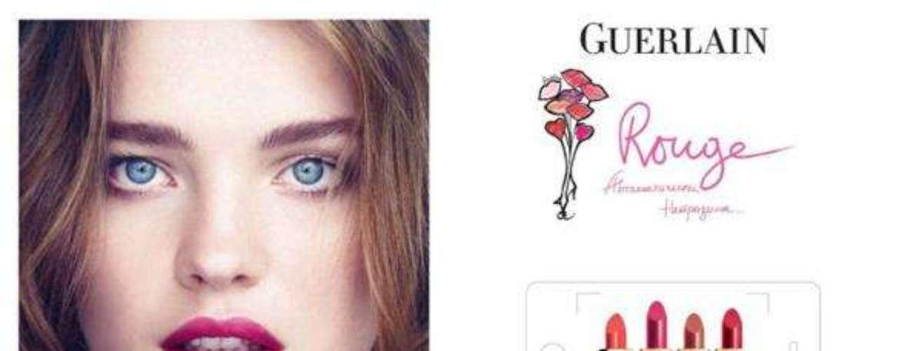 Guerlain. Firma francesa de cosméticos, aunque también se dedican a la producción y venta de perfumes de lujo. Tienen líneas para dama y caballero.