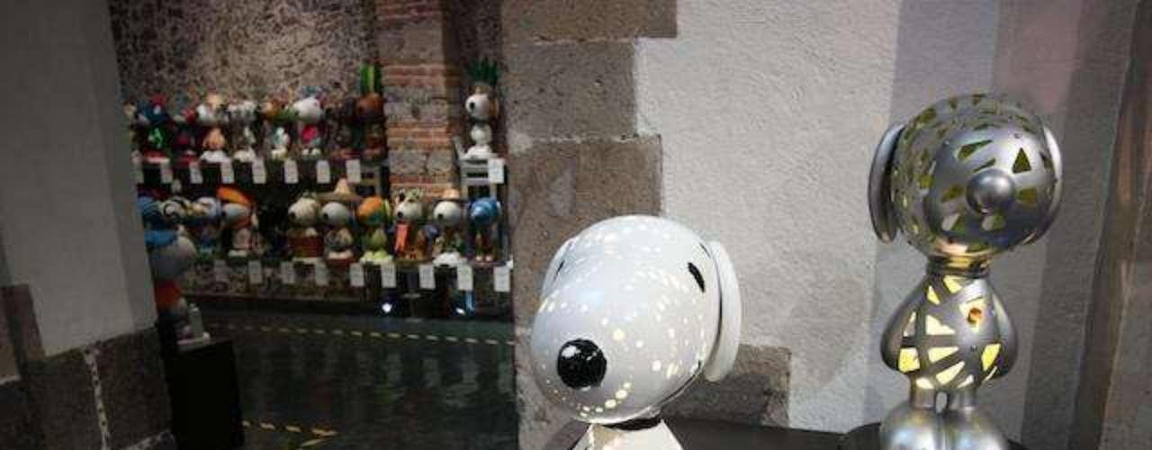 'Mover vidas, creando arte' con Snoopy. Hasta el 28 de febrero. Museo Mexicano del Diseño (Mumedi). Francisco I. Madero 74, en el Centro Histórico de la Ciudad de México. La entrada tiene un costo de 20 pesos y está abierta al público de 10:00 a 20:00 horas.
