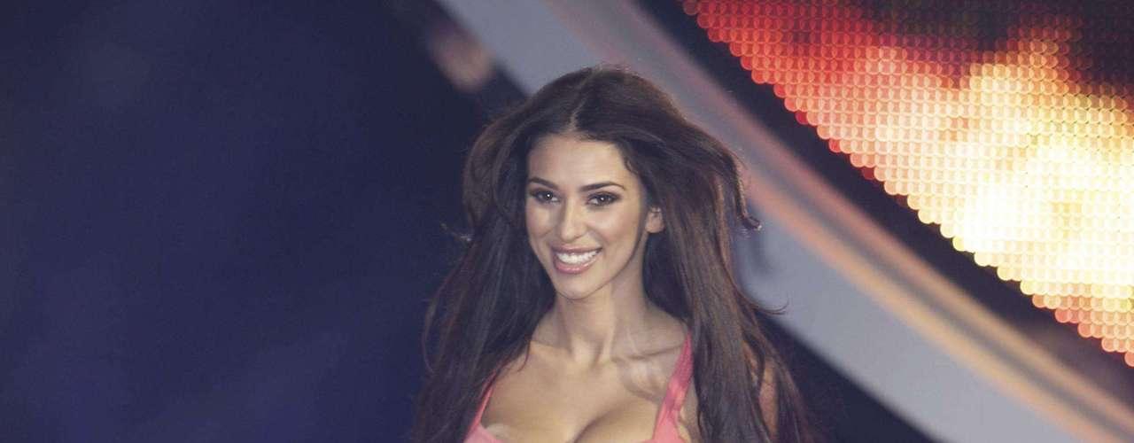 La modelo Georgia Salpa ocupa el puesto N° 19 en el top 20 de las mejores colas del mundo.