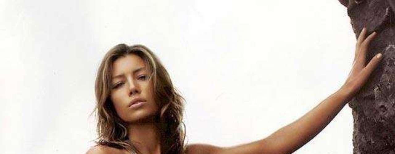 La actriz estadounidense, Jessica Biel, de 29 años de edad, se llevó el sitio 12 en la lista de la revista Zoo.