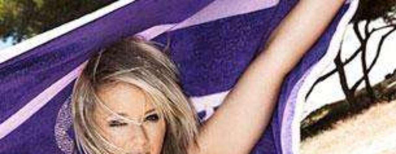 Melissa D entra el top ten de las mujeres con la mejor cola. La modelo ha sido portada de la revista que realizó este listado.