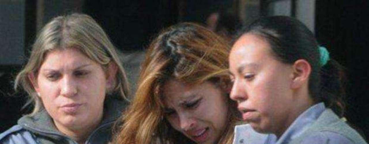 Angie Sanclemente: La exreina colombiana es acusada en el exterior por liderar una banda de narcotraficantes. Actualmente se encuentra detenida en Argentina donde paga una condena de seis años y ocho meses.
