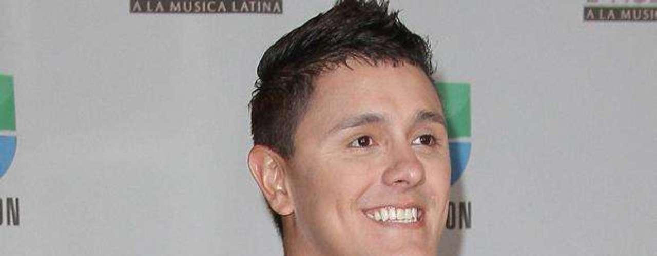 Joey Montana y su encantadora sonrisa derritieron a muchas féminas.