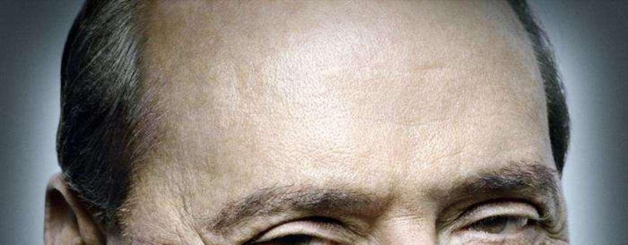 Durante cinco días inmortalizó a más de 120 líderes mundiales. Aunque casi todas las imágenes son frontales y tomadas con enorme resolución, cada una capta un aura distinta de cada líder. Algunos de ellos ya no están en el poder, como el italiano Silvio Berlusconi.
