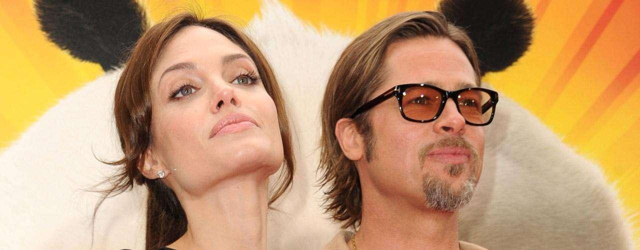 Angelina Jolie (y eventualmente Brad Pitt) se ha asegurado de que su familia sea tan multicultural como se pueda. Y eso incluye tener en casa al pequeño Maddox, cuyo nombre proviene de un término galés y se supone que significa 'afortunado'. Ajá.