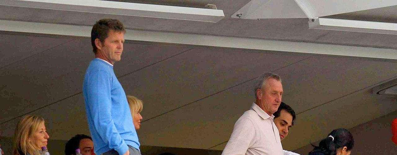 Chivas gana 2-1 a Santos: Johan Cruyff observó del triunfo del \