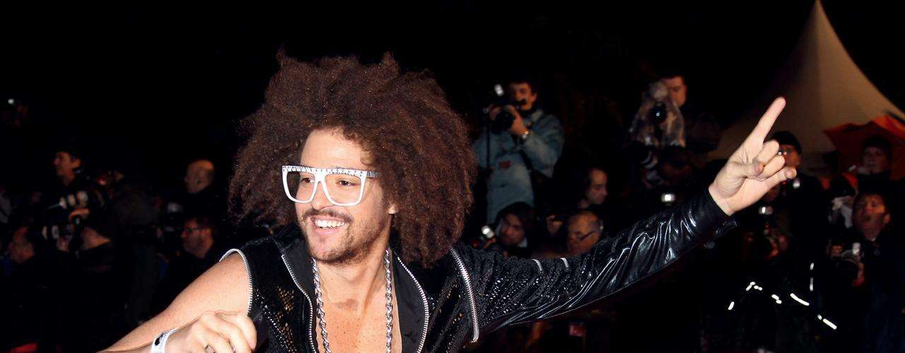 10.-'Sexy and I Know It' - LMFAO