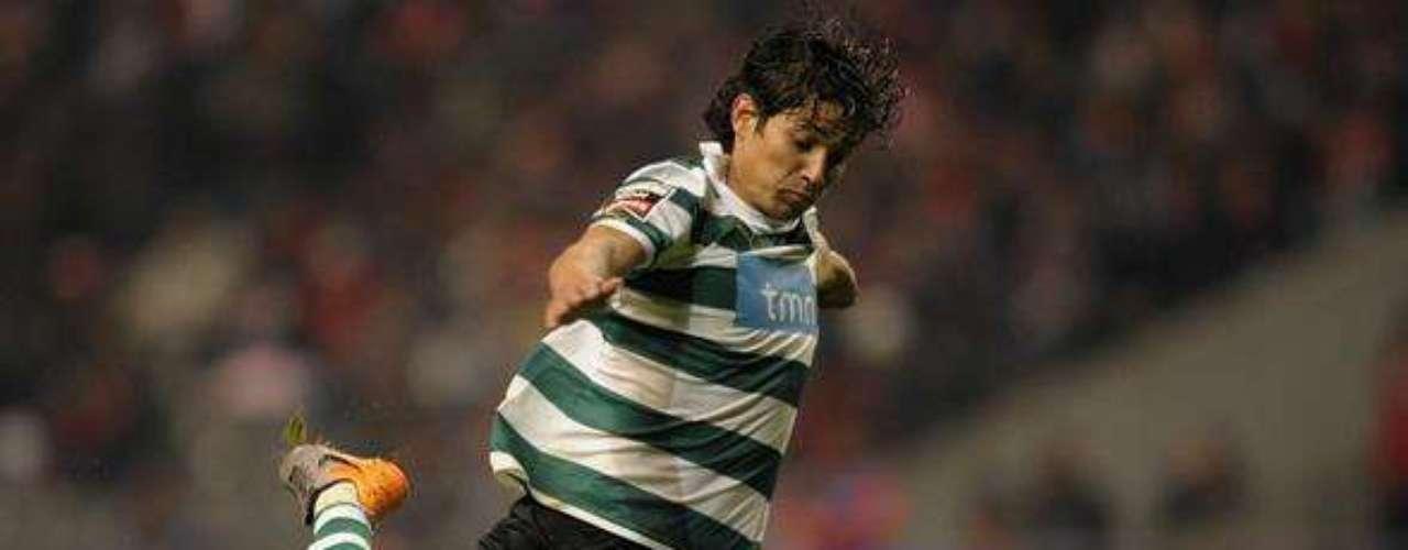 MATÍAS FERNÁNDEZ: El volante nacional del Sporting de Lisboa suena en el Atlético Mineiro de Brasil.