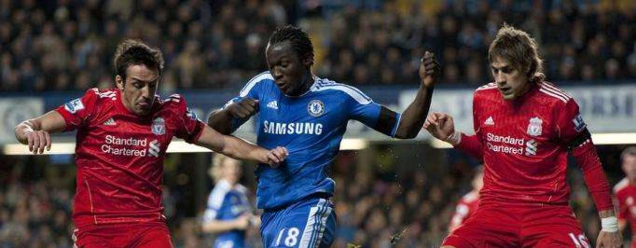 ROMELU LUKAKU: El joven delantero del Chelsea es pretendido por el Fulham de Inglaterra.