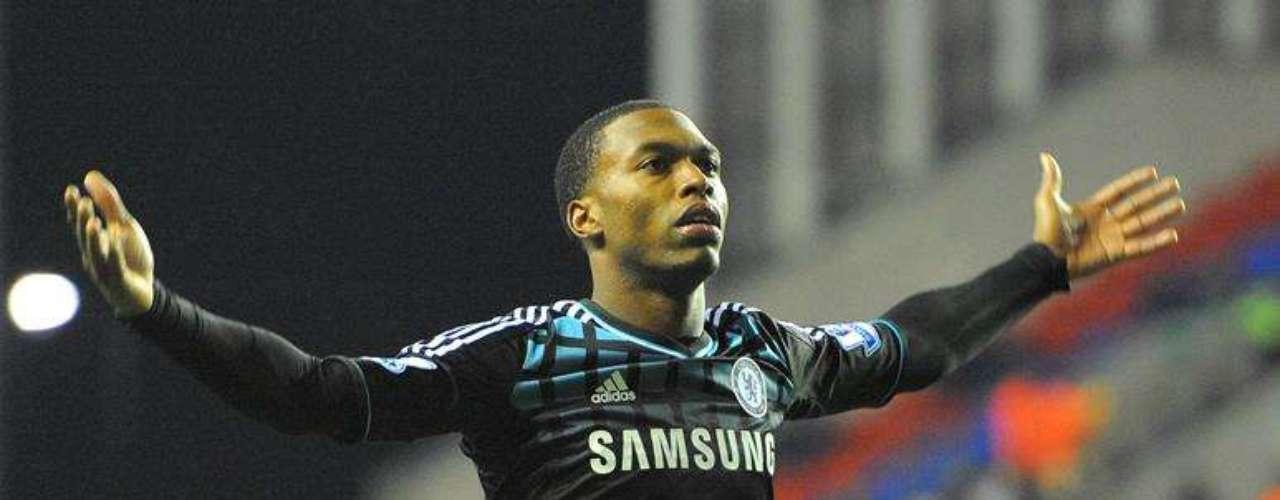 DANIEL STURRIDGE: El joven del Chelsea ha sido vinculado nada menos que con el Real Madrid y el Barcelona.