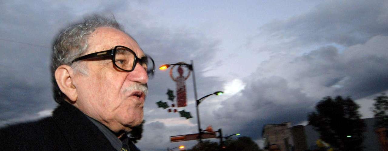 García Márquez en la Universidad de Guadalajara.
