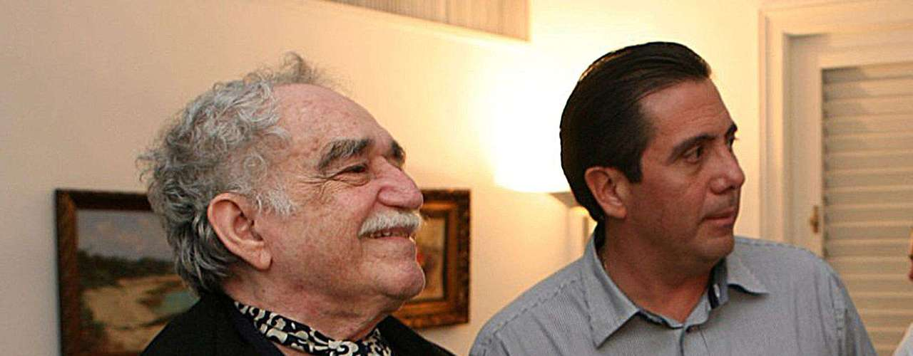Junto a Martin Torrijos en La Habana.