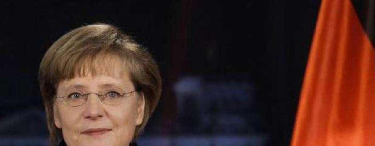 Angela Dorothea Merkel: Considerada por la revista Forbes como la mujer más poderosa del mundo, es la canciller de Alemania desde el año 2005.