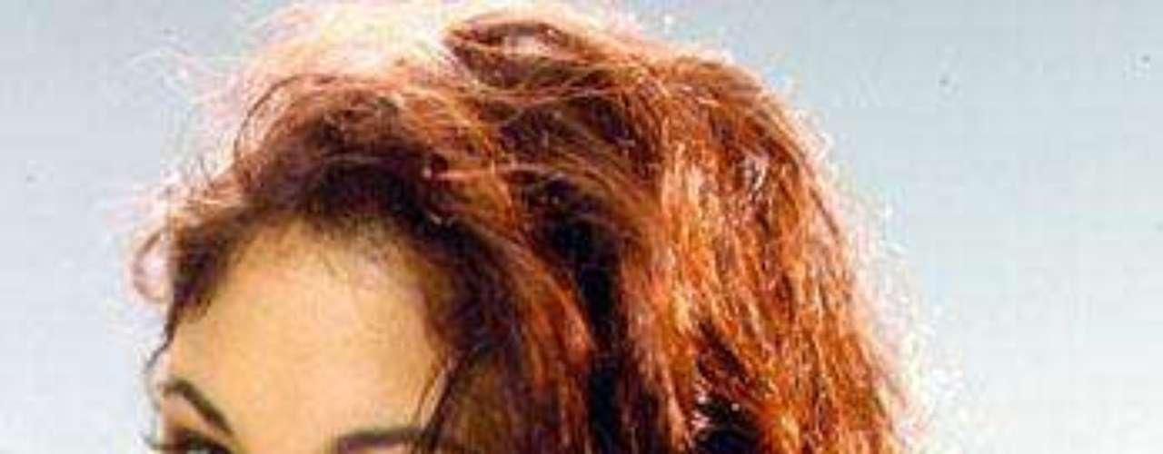 Una foto promocinal de Selena.