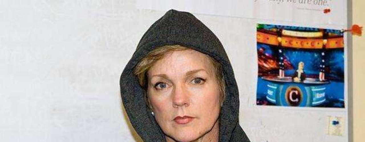 Jennifer Granholm, actual conductora del programa político \