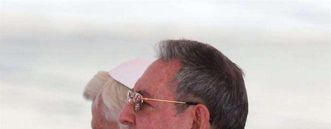 El presidente de Cuba, Raúl Castro, destacó las \