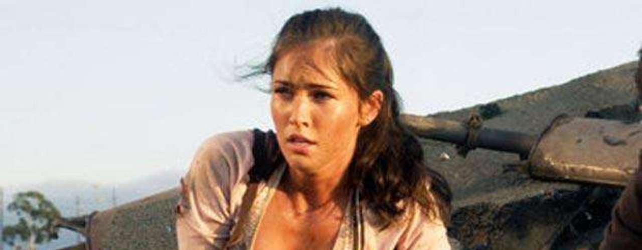 Hollywood encumbró a Megan Fox como una de sus nuevas favoritas y su número de fans creció como la espuma después del éxito de 'Transformers'.