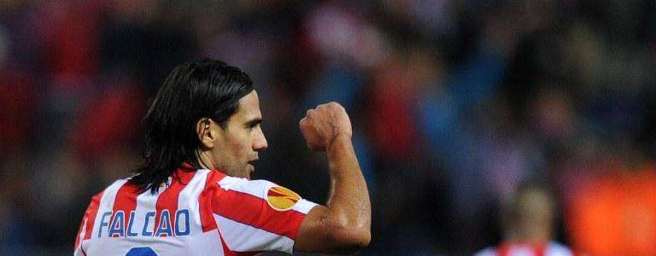 El 3 de noviembre en el Vicente Calderón de Madrid, consiguió marcar al minuto 38 en la victoria 4-0 sobre Udinese
