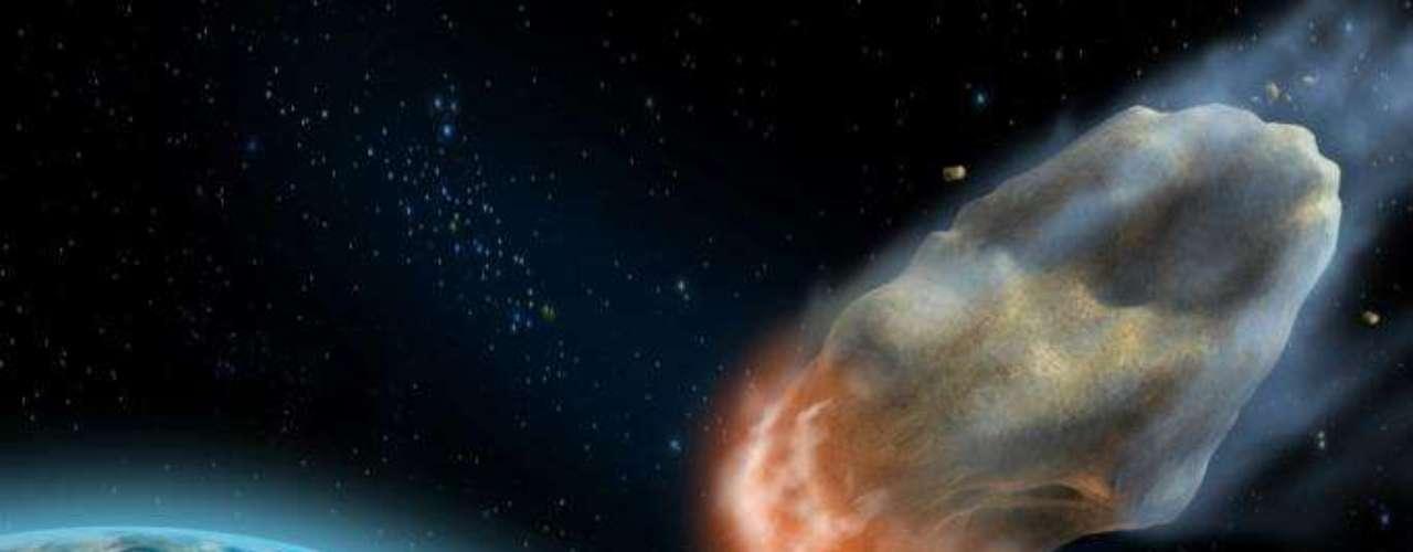 El cometa Halley. En 1881 un astrónomo descubrió que la cola de los cometas contienen un gas mortal llamado cianógeno. No sucedió nada en ese momento, hasta que se conoció que los restos del cometa Halley en 1910. El pánico se apoderó de la población y el tema hasta fue tratado en las páginas principales del New York Times.
