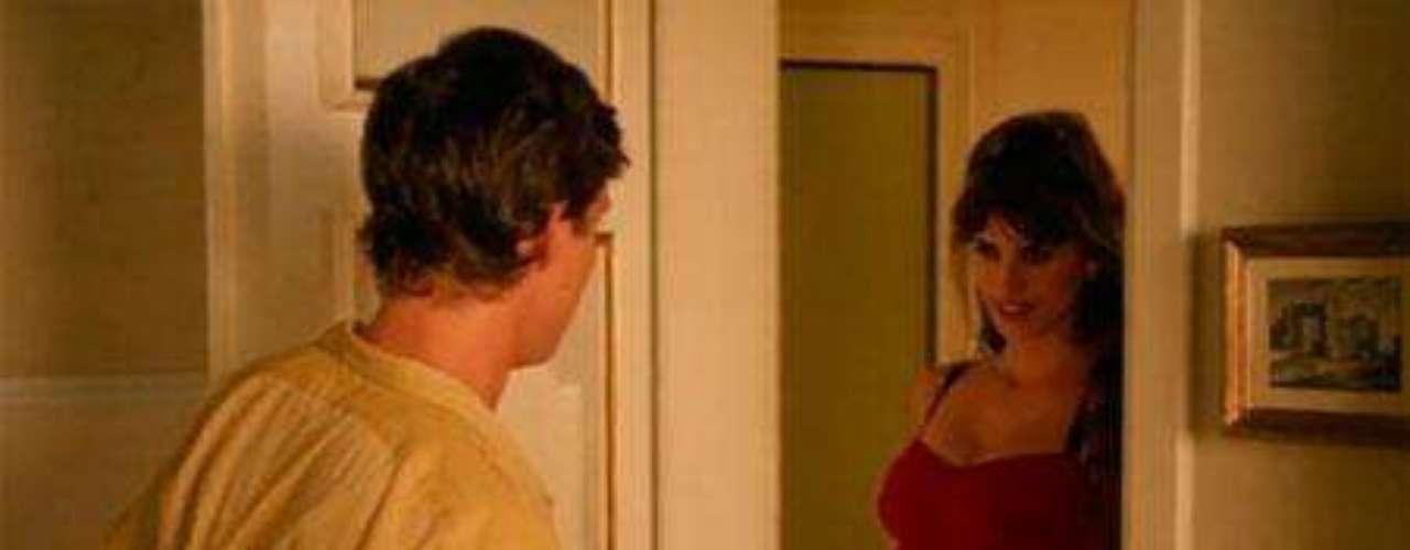 Penélope Cruz habla en italiano en la película de Woody Allen