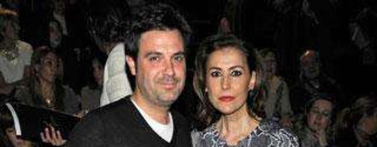 Irma Soriano y su marido, Mariano, tienen otro hija de tres años en común.