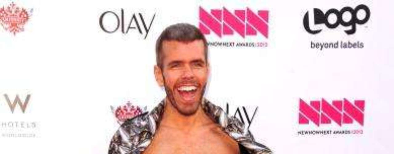 Perez Hilton Talks His New Body.