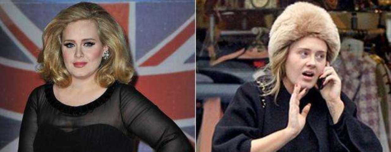Por su parte la  cantante Adele ha dicho que no le importa lo que digan sobre su peso, sobretodo luego de que el diseñador Karl Lagerfeld dijera que tiene una voz espectacular pero que debería bajar algunos kilos.