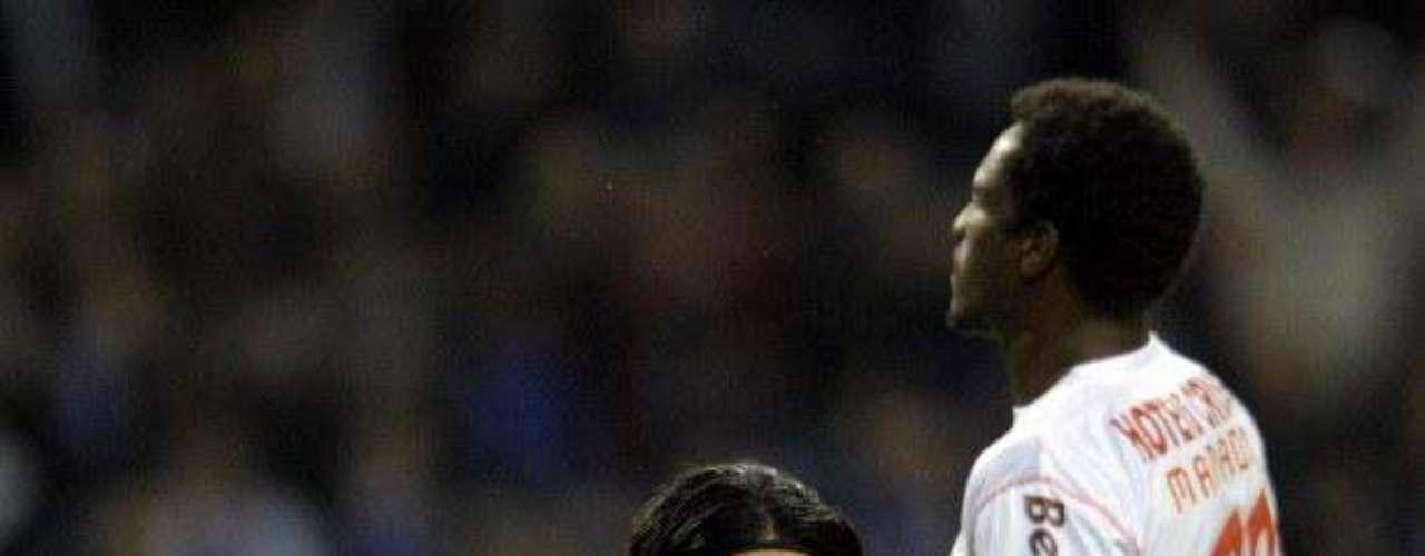 Para la octava fecha vuelve a aparecer el colombiano y marca dos goles en la contundente victoria 5-1 sobre Leiria a quien ya le había marcado otros dos goles en la anterior temporada.