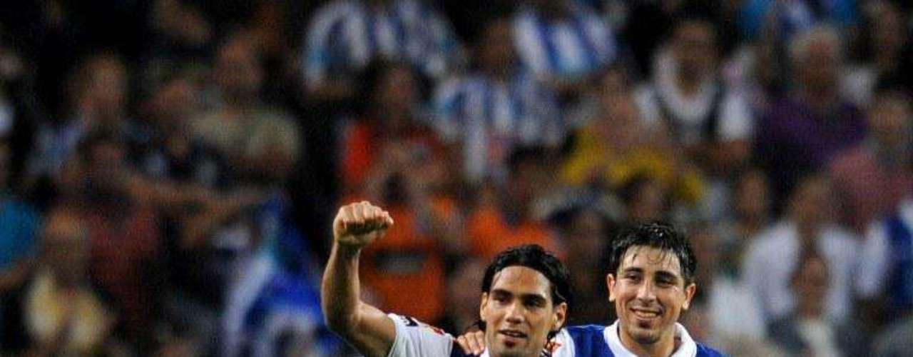 Por segunda vez anotó en la segunda fecha de la Liga, esta vez ante Nacional y debutando en el estadio Do Dragao. Su gol llegó al minuto 68 y fue el primero del definitivo 3-0.