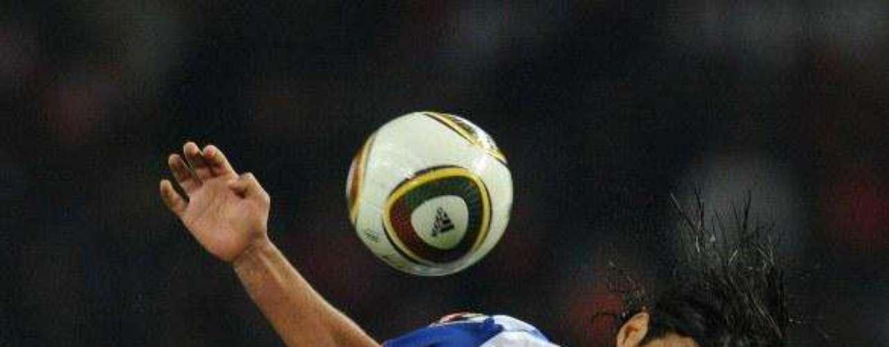 Su racha de dobletes continuaba y ante Benfica marcó otros dos en la contundente goleada por la Liga 5-0.