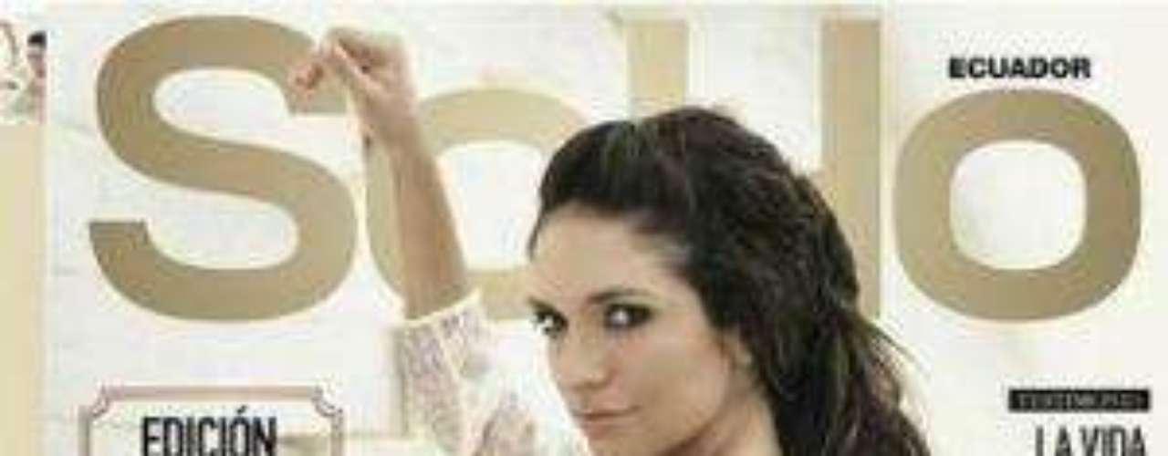 En el año 2009 entró a participar en el reinado Miss Mundo Colombia y allí quedó de virreina; luego representó a su país en el Miss Globe Internacional en Albania, donde todos le admiraban su porte.Síguenos en:     Facebook -   TwitterActrices de novela: ¿De quién es esta gran 'pechonalidad'?Triste realidad: Las estrellas sin maquillajeAngelique Boyer y David Zepeda: ¡Cuerpazos en bikini!Amores de telenovela, convertidos en realidadEstrellas de novela que se han desnudado en Playboy