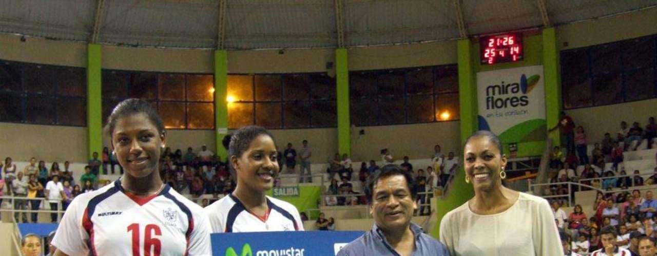 Se premió a las mejores del torneo.