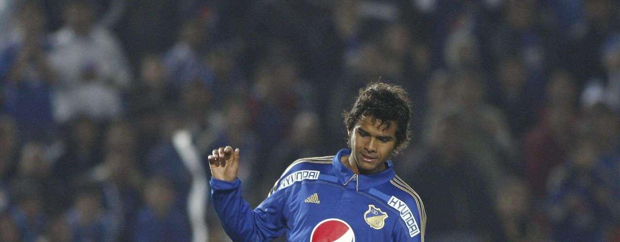 De nuevo Humberto Osorio Botello se convirtió en el salvador de Millonarios, en el último minuto del partido consiguió un empate ante el Deportes Tolima en la fecha 12.