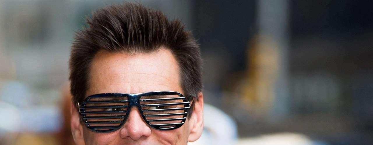 Jim Carrey. El actor canadiense empezó el año celebrando su 50 aniversario de nacimiento. Carrey cumple el 17 de enero.