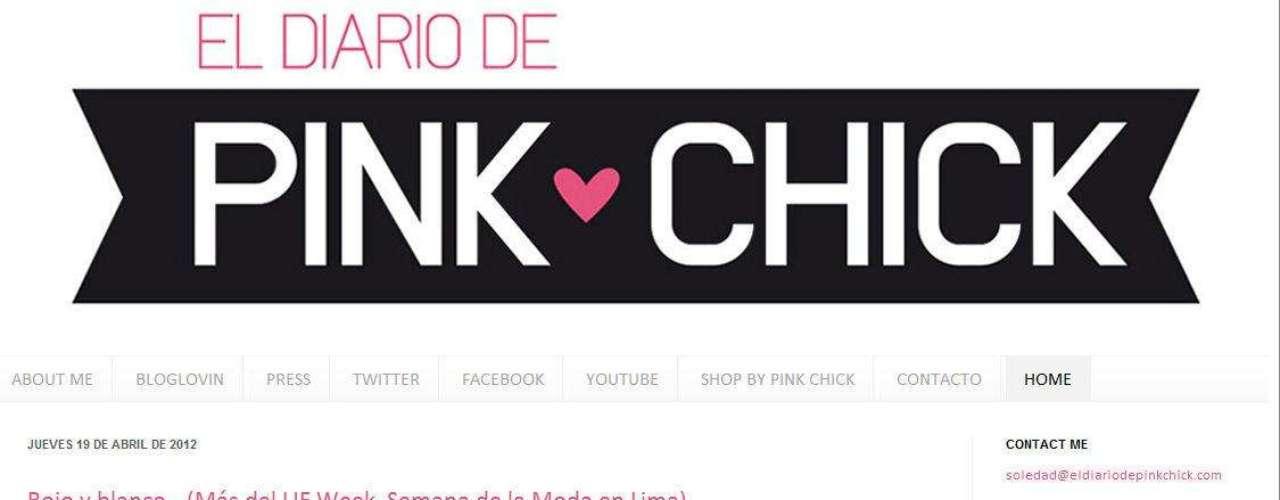 """""""Ya se siente la ansiedad por el Fashion Week"""", afirma. """"Es un buen inicio para que Lima se convierta en una capital de la moda"""". (Mírala aquí: eldiariodepinkchick.com)"""