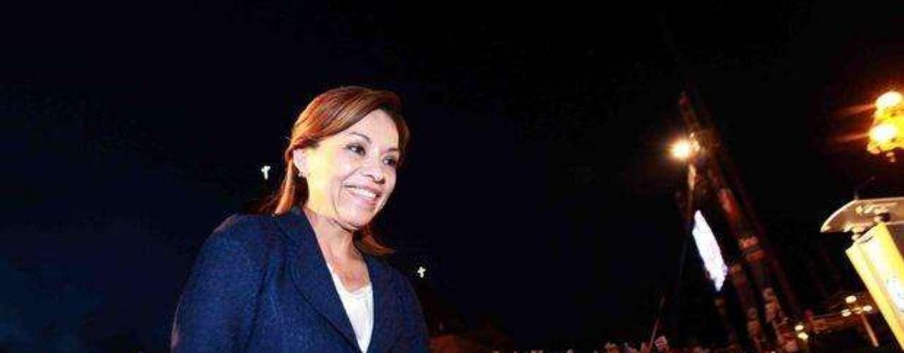 Josefina Vázquez Mota hizo un llamado a los votantes para evitar que regrese el autoritarismo a la Presidencia.