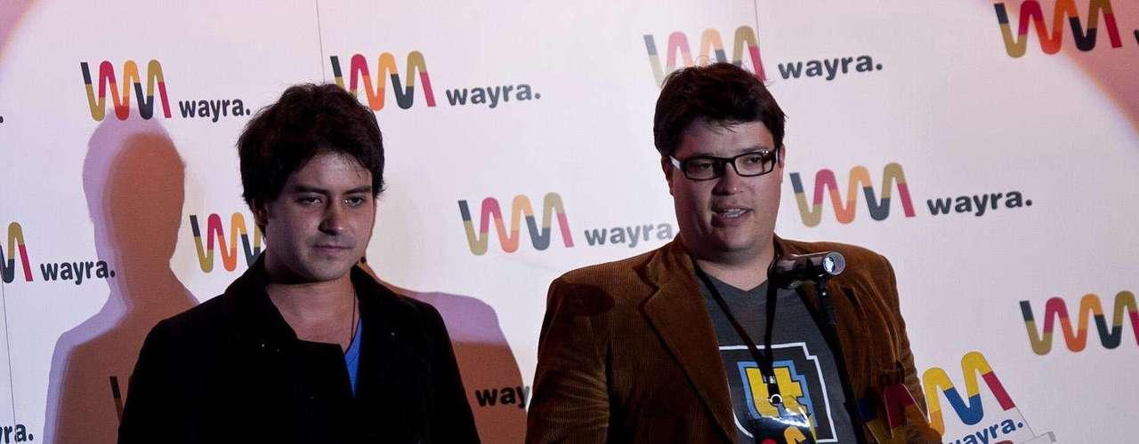 Esta es la lista de los diez proyectos ganadores de la segunda convocatoria de Wayra Colombia: Opination, Talent Surfers, StarBull, Myband.is, Thotz, FileCube, MiBrujula, Urgift, Codetagme y Tutalento.co