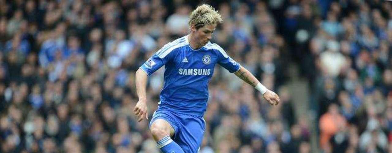 CHELSEA TIENE MEJOR ASISTIDOR: el español del Chelsea Fernando Torres tiene 4 pases de gol en 589 minutos, mientras que Messi también ostenta 4, pero en 900 minutos.