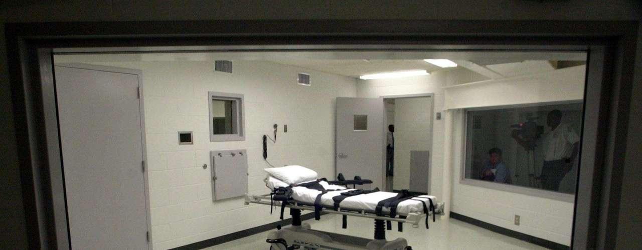 Texas - Se han ejecutado 481 personas desde que se estableció la pena de muerte, lo que lo convierte en el estado con más ejecuciones.