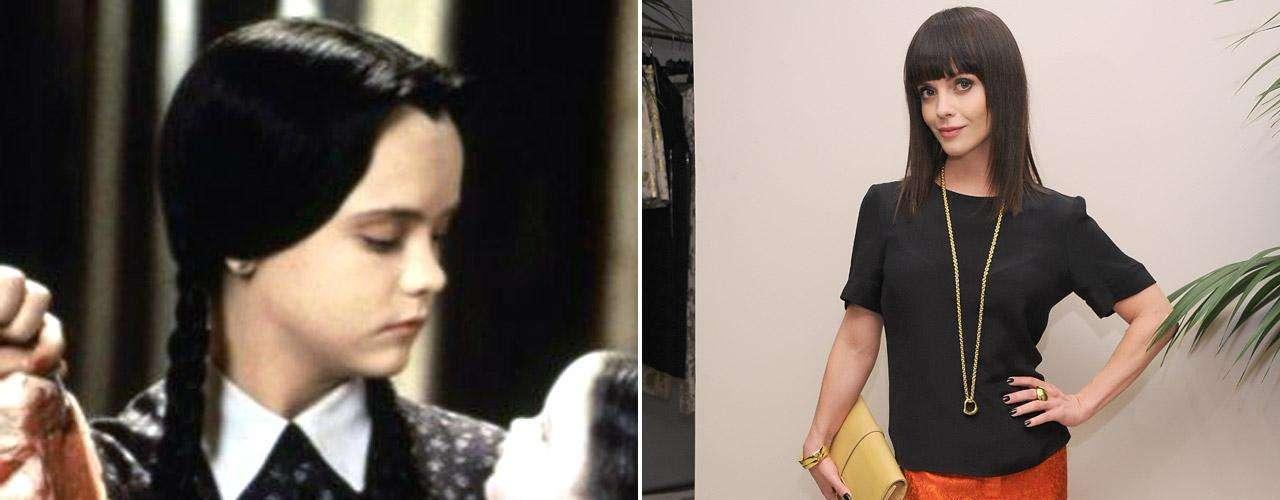 Christina Ricci consiguió el éxito con la película 'Los Locos Addams' (The Addams Family, 1991). En su trabajo más reciente para el cine, 'Bel Ami', actúa junto a Robert Pattinson y Uma Thurman. Aunque no es una gran estrella de Hollywood, se ha mantenido vigente con diversas películas de todos los calibres.