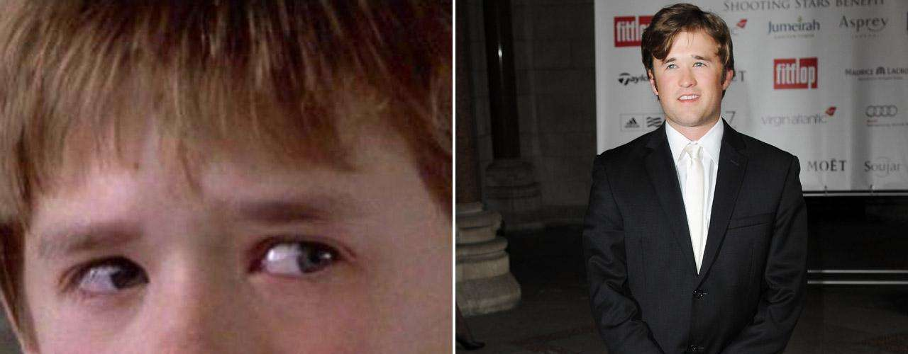 Haley Joel Osment no logró la fama que se auguraba tras su nominación al Oscar por 'Sexto Sentido' (The Sixth Sense, 1999). Después de ese trabajo, tuvo pocos papeles destacados.