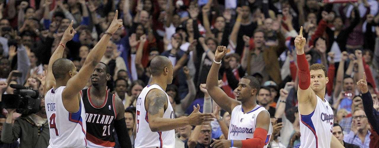 Los Clippers de los Ángeles de la manos de Blake Griffin y Chris Paul buscarán llegar a la Final del Oeste.