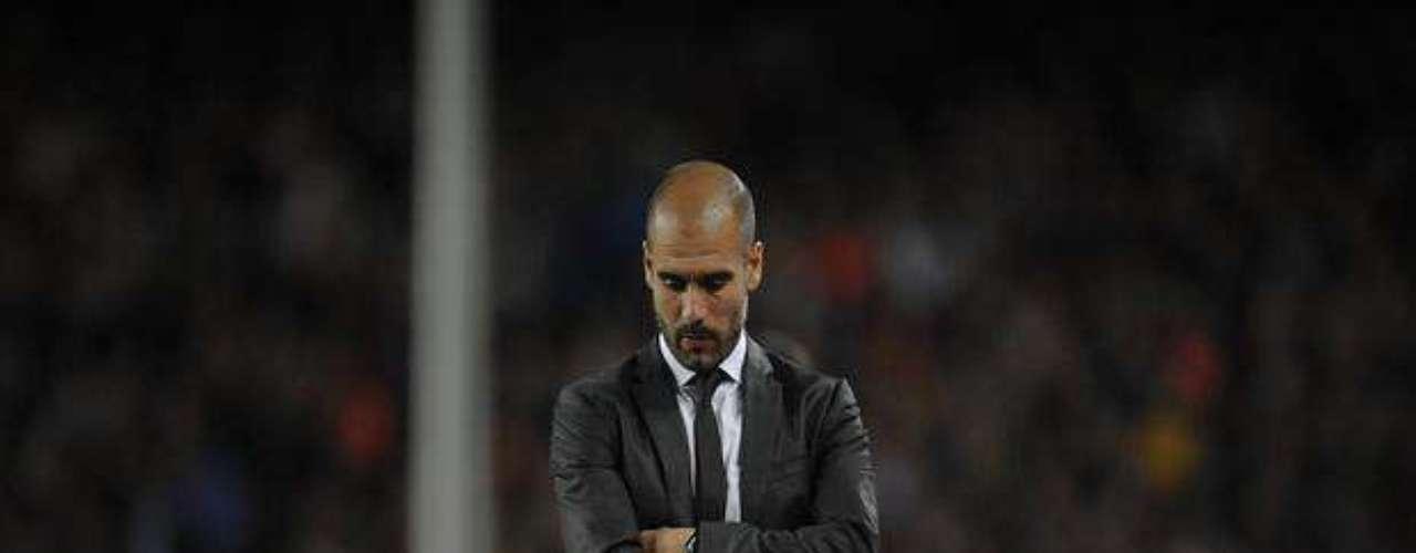 CONTINUIDAD DE GUARDIOLA: El DT confirmó su salida. Lo reemplaza su ayudante, Tito Vilanova.