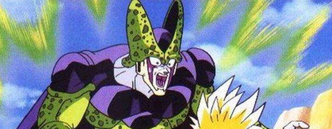 Gohan se vuelve pedante en esta nueva fase y, por querer alargar la muerte de Cell, este le tiende una trampa que tiene como efecto la muerte de Gokú. Finalmente, Gohan, ahora con su padre muerto, decide poner fin a todo y aniquila a Cell con un Kame Hame Ha.