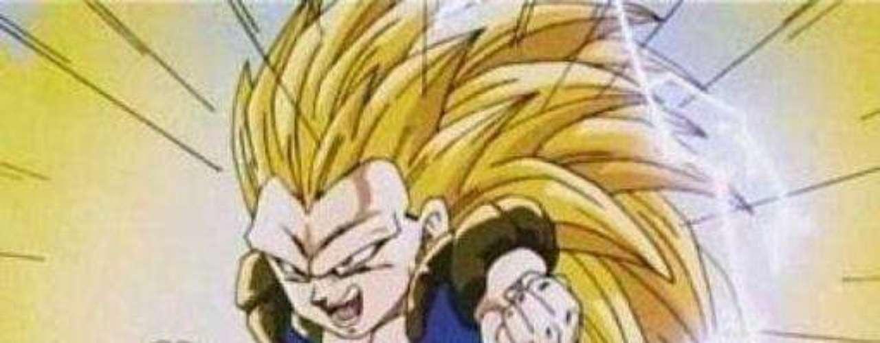Gotenks era muy poderoso pero muy soberbio, y por eso desaprovechó el tiempo que tenía para derrotar a Majin Boo. Sin embargo, luego deducen todos que, al igual que los saiyajin, las fusiones también podían transformarse en Súper Saiyajin. De esta manera, Gotenks se vuelve más fuerte e incluso consigue la transformación en Súper Saiyajin Fase 3.