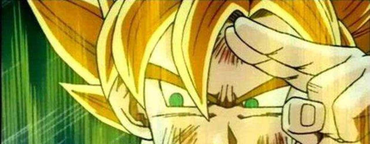 Habiendo conseguido formar la Genkidama, Gokú ataca a Boo y logra derrotarlo. Así da fin al último enemigo de Dragon Ball Z.