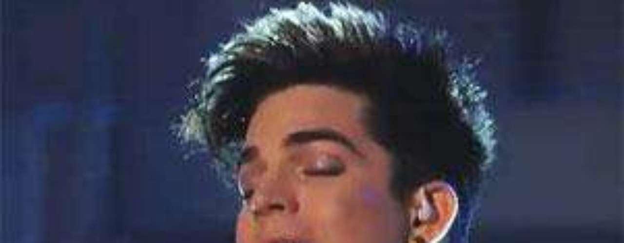 Adam Lambert tiene uno de los porcentajes más bajos de \