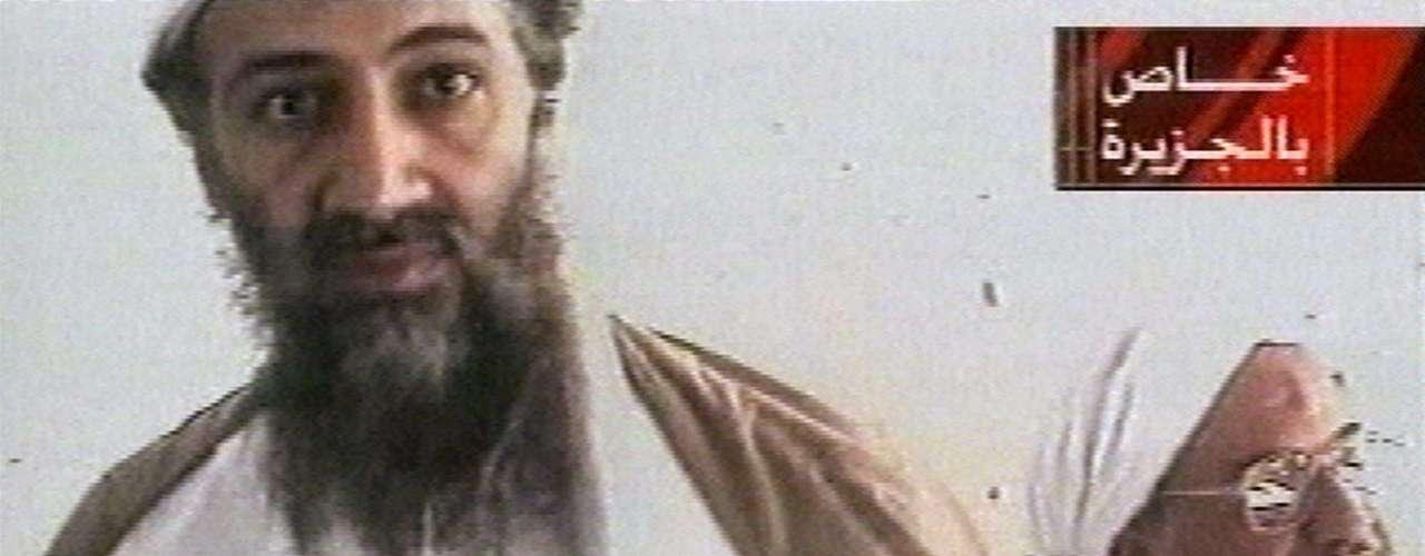 El 5 de octubre del 2001 la televisora Al-Jazeera difunde un video en donde se aprecia el terrorista Osama bin Laden en un lugar desconocido.