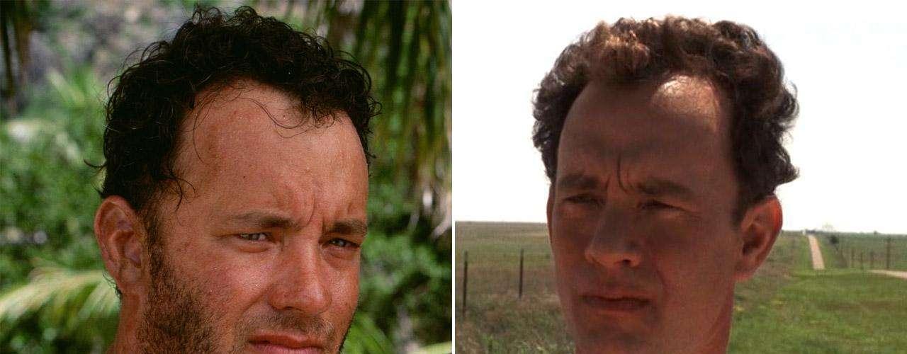 Durante el rodaje de la película, que duró todo un año, Tom Hanks pudo ir perdiendo peso paulatinamente, de forma que también reflejara fielmente el paso de los años en la isla desierta. Como en trabajos anteriores en los que colaboró con el director Robert Zemeckis, Hanks se llevó una nominación al Oscar como mejor actor.