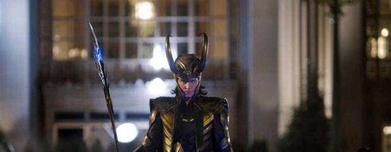 Loki en la película recientemente estrenada.